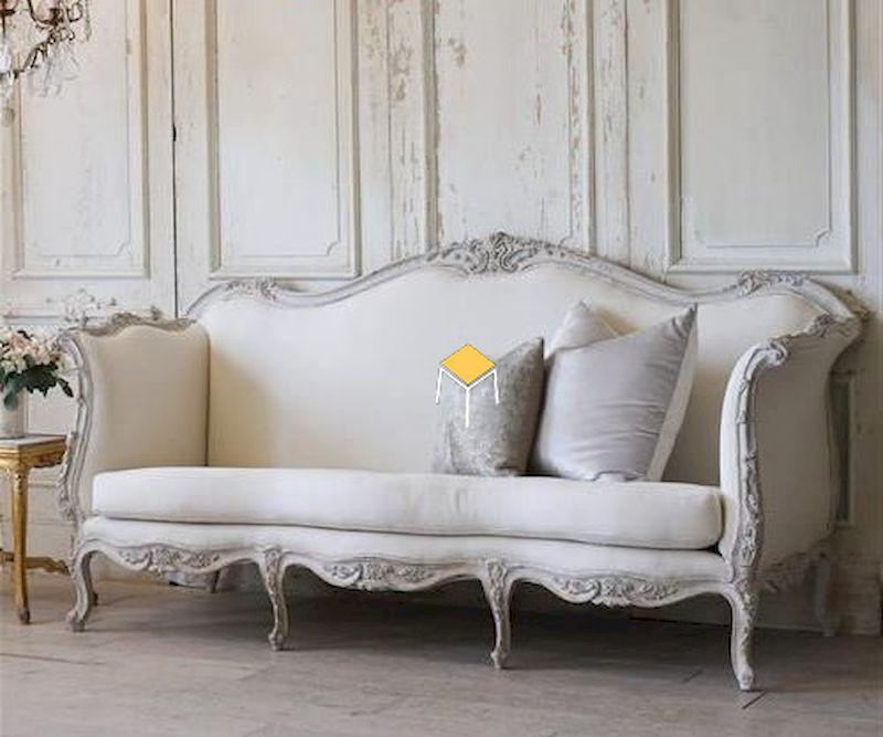 Ghế sofa cổ điển vintage