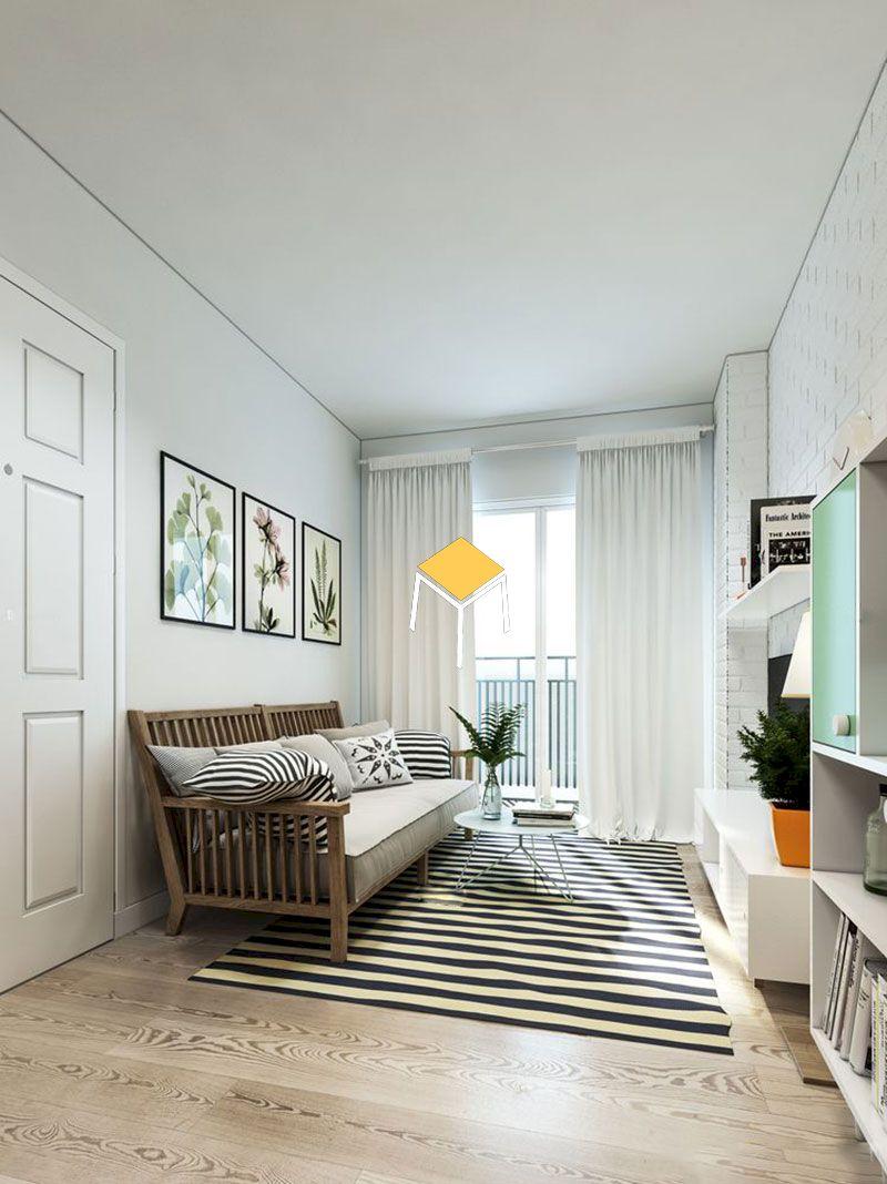 Thiết kế nội thất phong cách vintage cho chung cư hiện đại