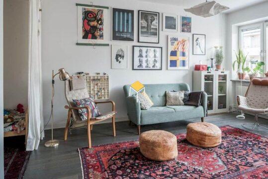 Sofa phong cách Vintage 16
