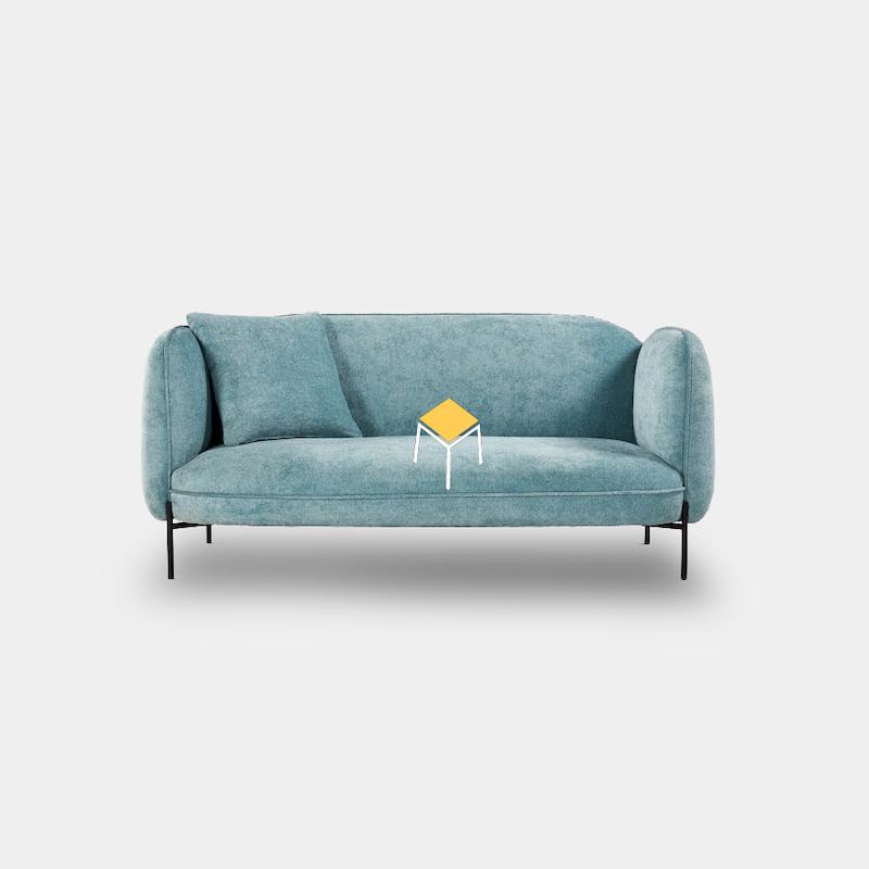Mẫu ghế sofa phong cách retro giá rẻ