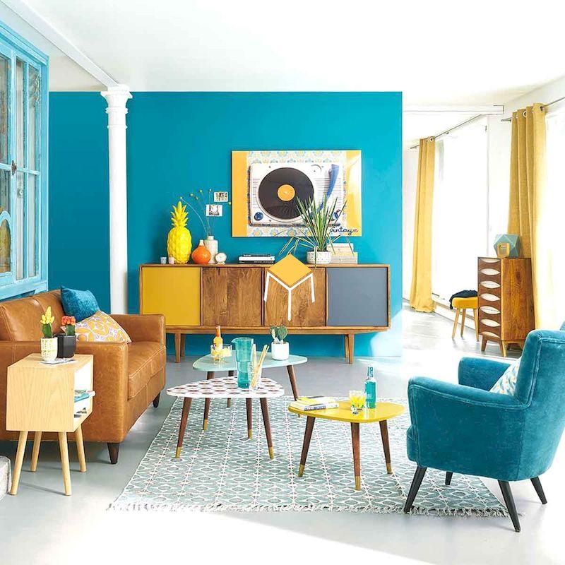 Đồ nội thất trong phong cách retro có sự cách tân