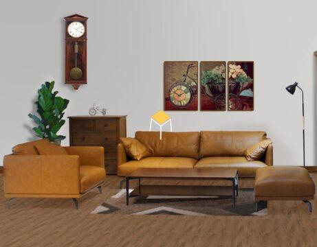 Sofa phong cách Retro 13