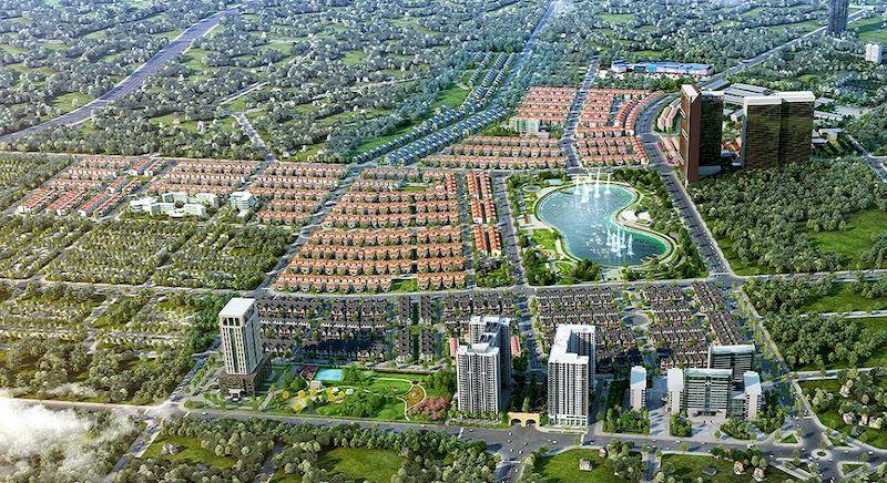 Khu đô thị Dương Nội Nam Cường
