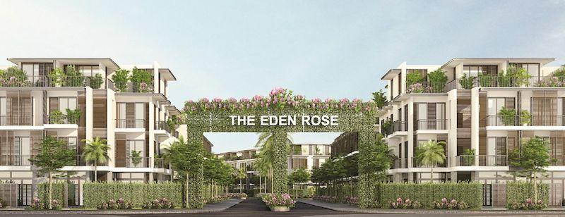 Biệt thự liền kề Eden Rose