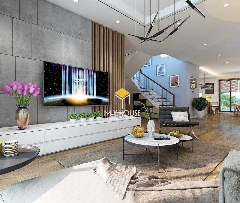 Thiết kế nội thất biệt thự liền kề Eden Rose - trang trí nội thất đơn giản