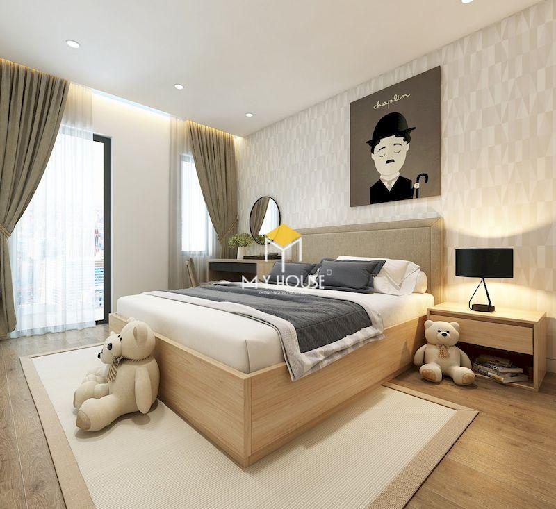 Thiết kế nội thất biệt thự liền kề Eden Rose - Thông thoáng và nhiều ánh sáng tự nhiên