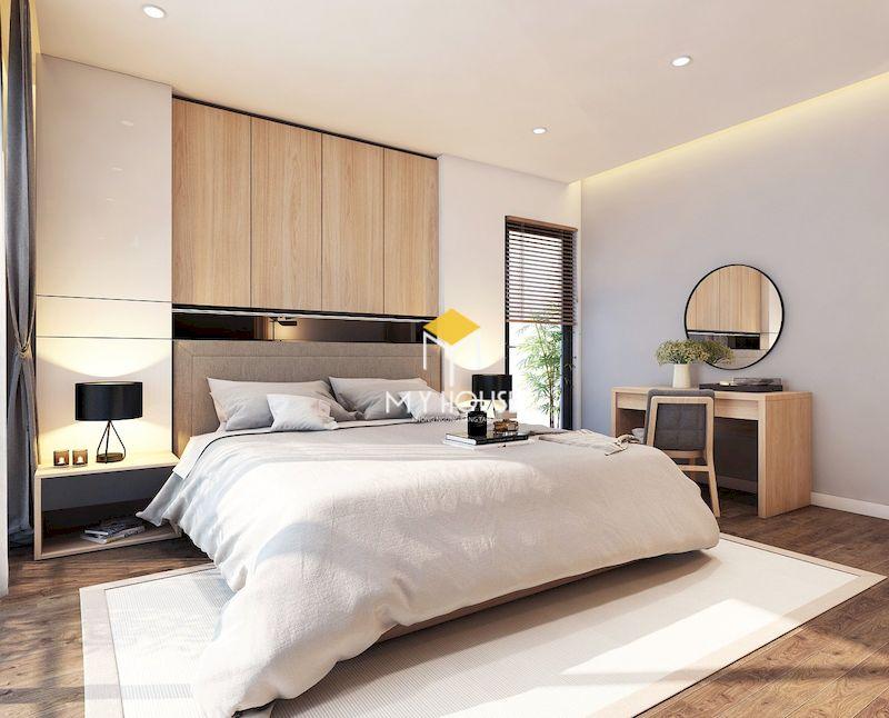 Thiết kế nội thất biệt thự liền kề Eden Rose - Trang trí đơn giản, tối giản