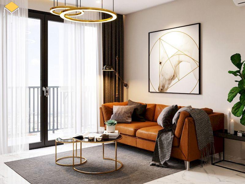 Trang trí phòng khách chung cư - phong cách thiết kế