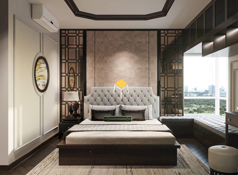 Bảng màu trong thiết kế phong cách Indochine