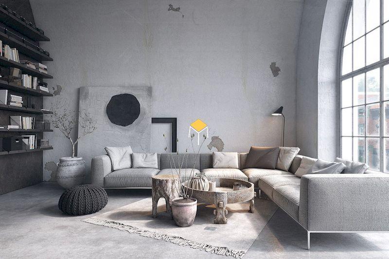 Sofa phong cách Bắc Âu 3