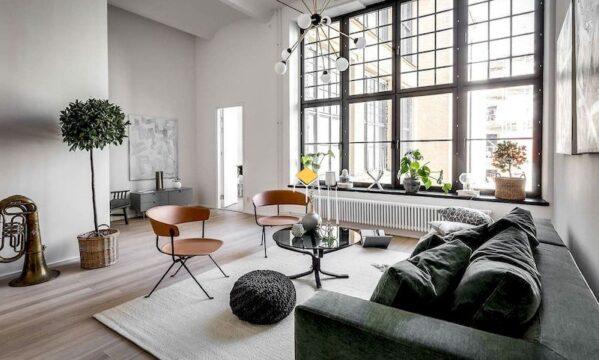 Sofa phong cách Scandinavian 19