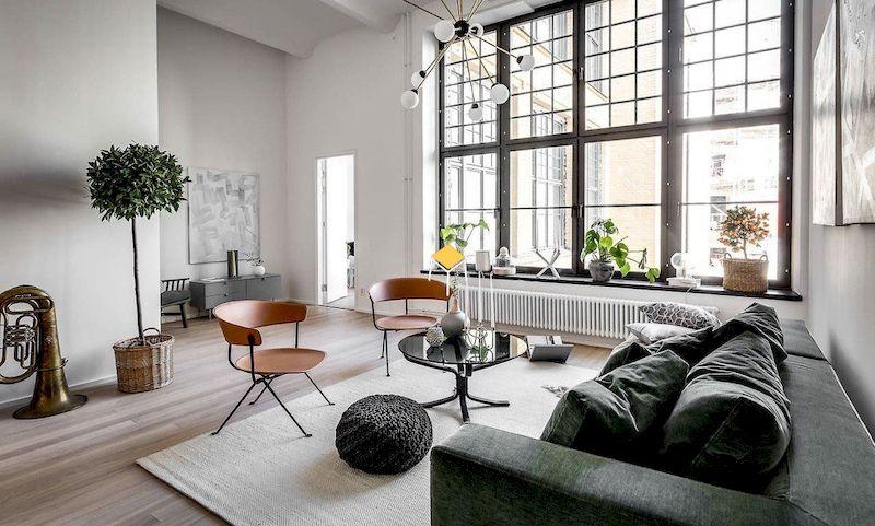 Sofa phong cách Scandinavian 3