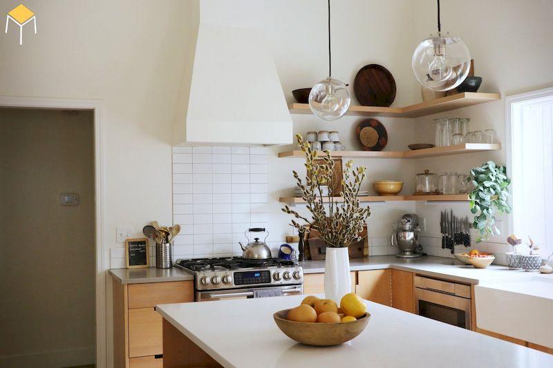 Làm nhà bếp ở nông thôn tốn bao nhiêu tiền