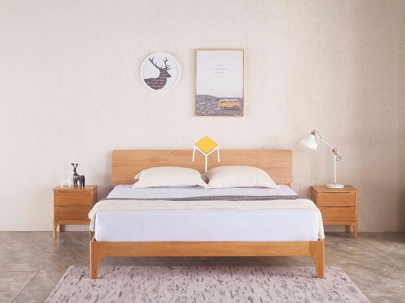 Mẫu tủ đầu giường trong nội thất phòng ngủ