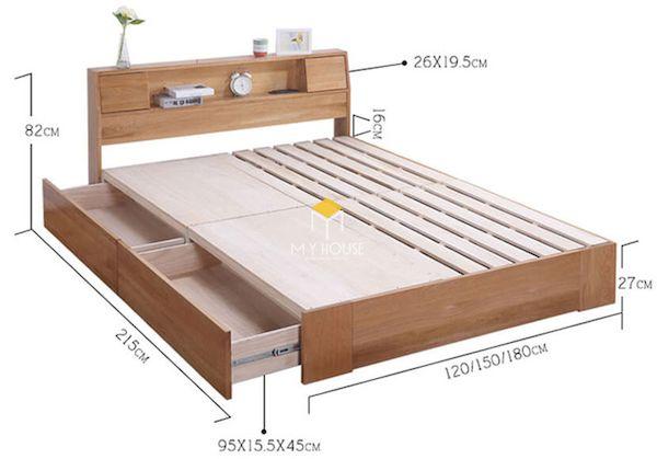 Vai trò của bản vẽ giường ngủ với khách hàng