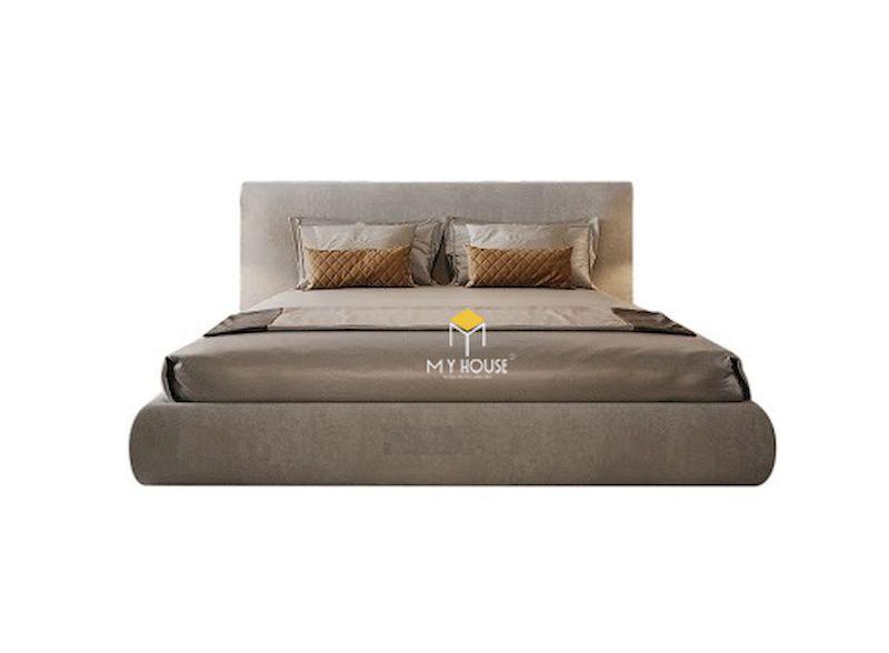 Nhược điểm của giường bọc nỉ