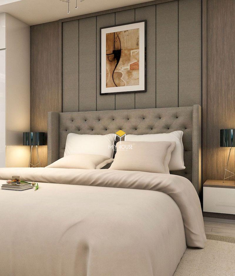 Trang trí phòng ngủ đơn giản, sang trọng