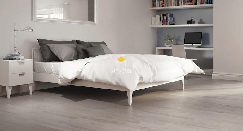 Giường gỗ công nghiệp là gì?