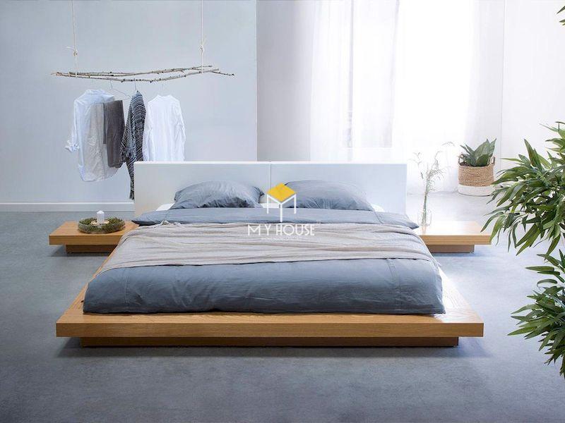 Vì sao nên sử dụng giường ngủ có chân