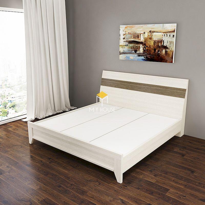 Chất liệu, kích thước phần chân giường