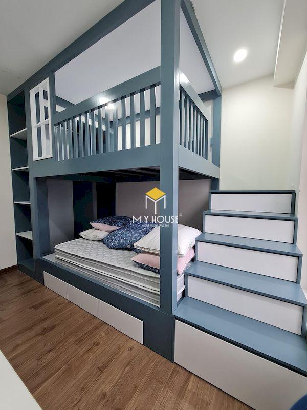Tại sao nên chọn giường tầng cho bé?