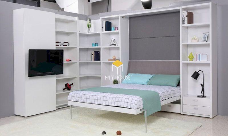 Nội thất thông minh cho phòng ngủ nhỏ 3