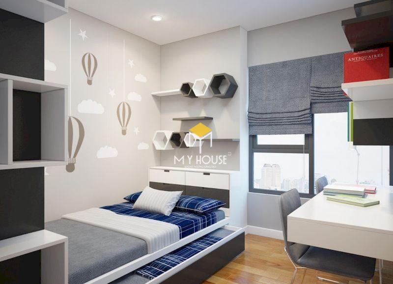 Vì sao nên sử dụng nội thất thông minh cho phòng ngủ nhỏ?