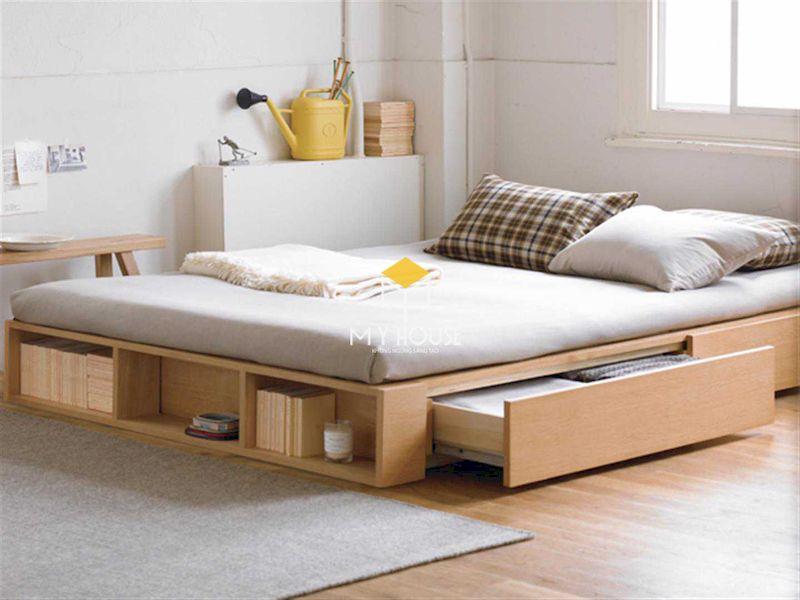 Nội thất thông minh cho phòng ngủ nhỏ mang tới không gian nội thất tiện nghi, hiện đại