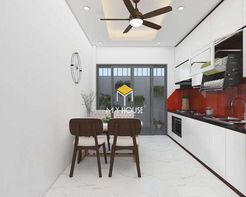 Chọn bàn ghế ăn cho gia đình phù hợp với diện tích và nhu cầu sử dụng
