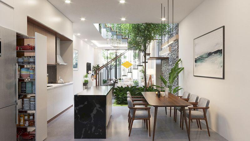 Lựa chọn nội thất nhà bếp thông minh và bền vững