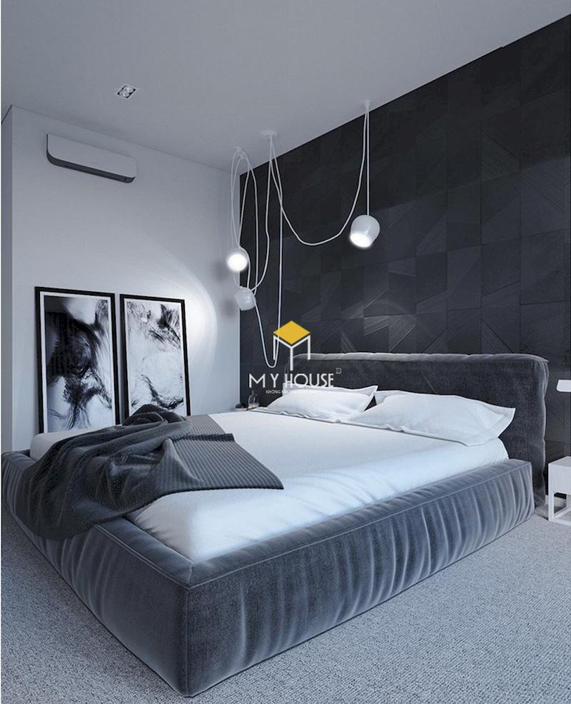 Thiết kế nội thất và trang trí đơn giản để mang tới sự thoải mái và tập trung cho người sử dụng