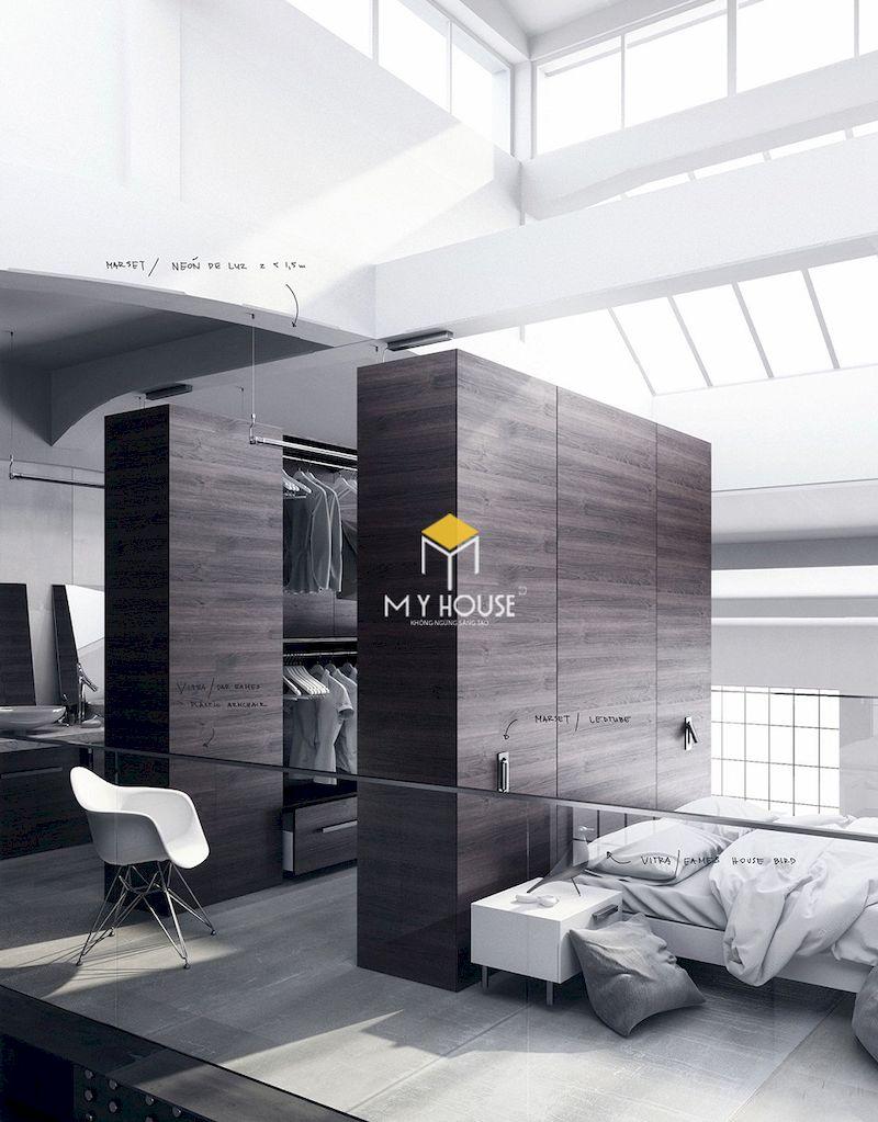 Phòng thay đồ phòng ngủ