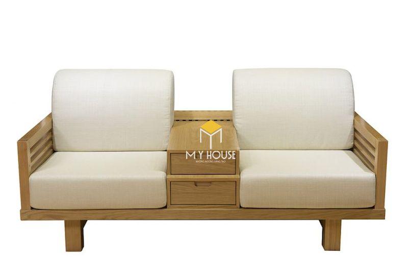 Vì sao nên mua sofa gỗ kiểu Nhật? - tiện nghi sử dụng