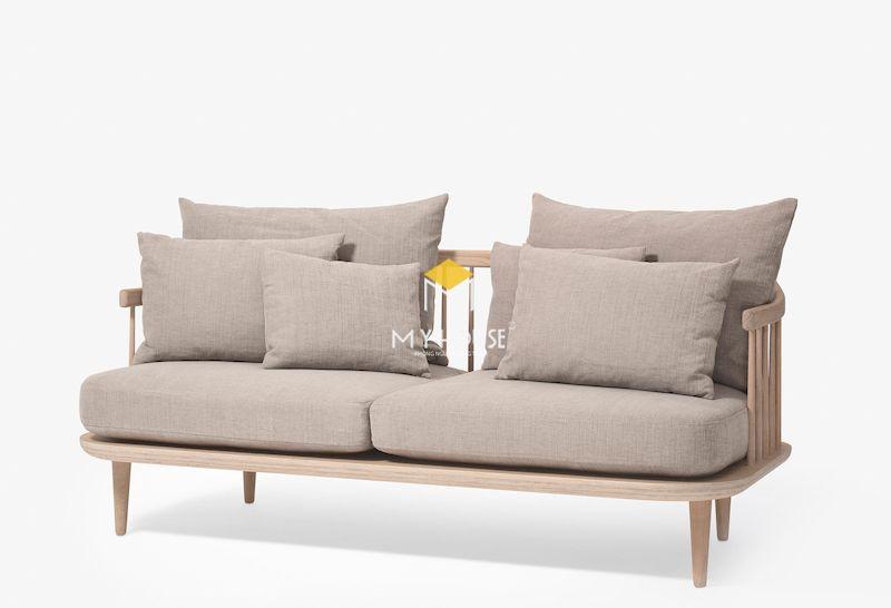 Giải mã sức hút của sofa gỗ kiểu Nhật