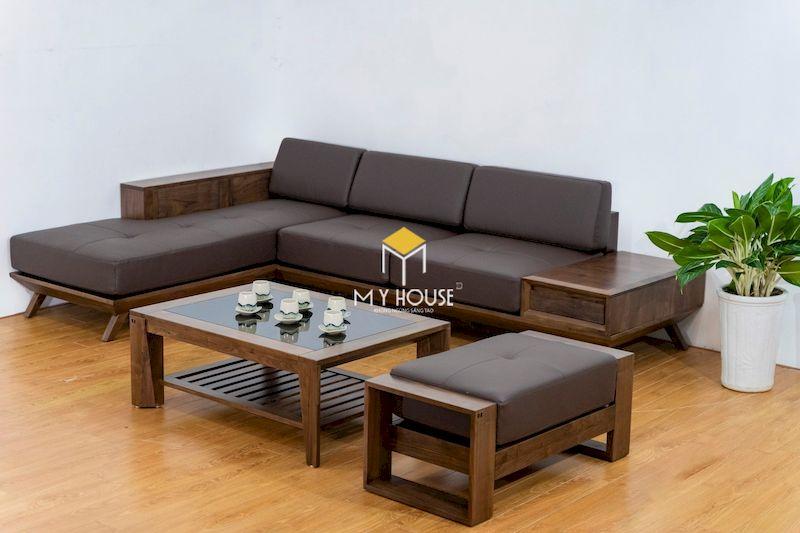 Sofa gỗ kiểu Nhật là gì? Giải mã sức hút của sofa gỗ kiểu Nhật
