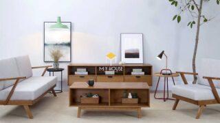 Sofa gỗ kiểu Nhật 10