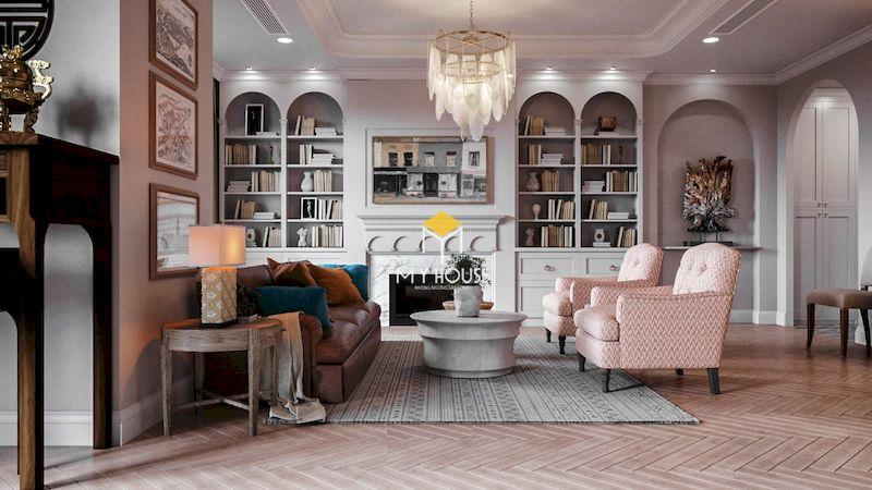 Chọn phong cách thiết kế nội thất phù hợp