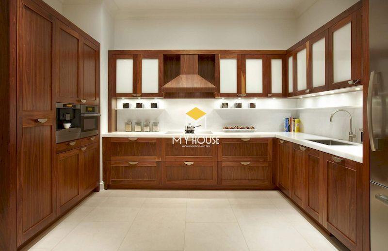 ý tưởng thiết kế nội thất phòng bếp đẹp, HOT nhất 2021