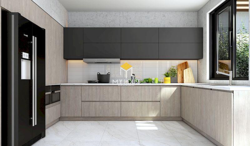 Tủ bếp Laminate có tốt không?