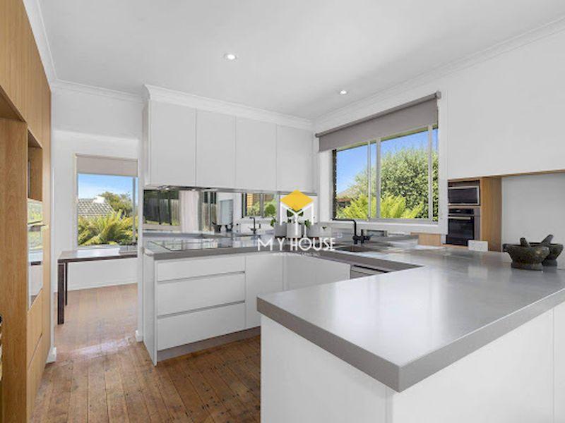 Lý do lựa chọn tủ bếp màu trắng cho nội thất nhà ở?