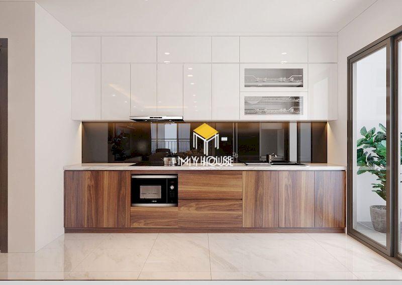 Làm tủ bếp gỗ MDF giá rẻ ở đâu tốt?