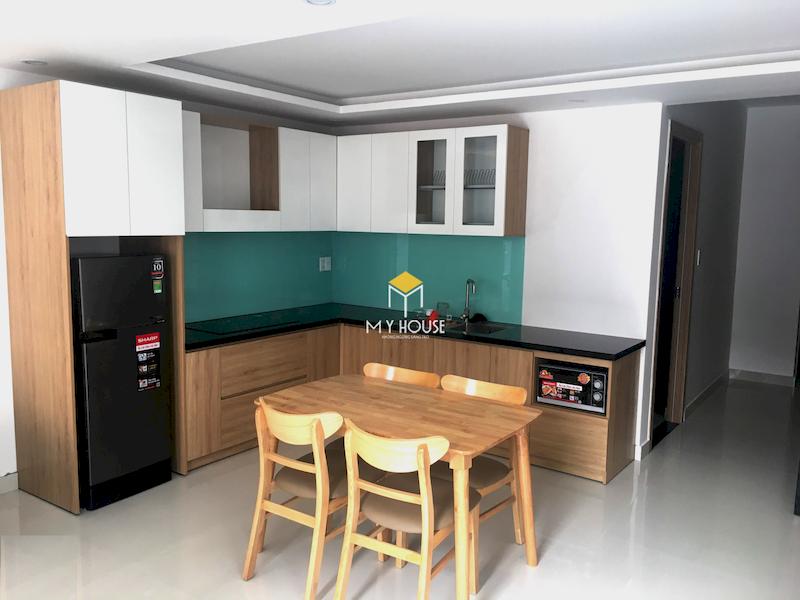 Tủ bếp nhựa ecoplast có giá rẻ, độ bền cao
