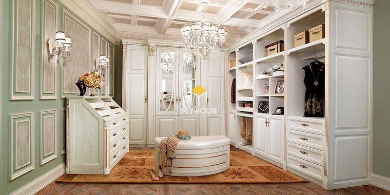 Phong cách tân cổ điển là gì? Đặc trưng của sản phẩm nội thất tân cổ điển