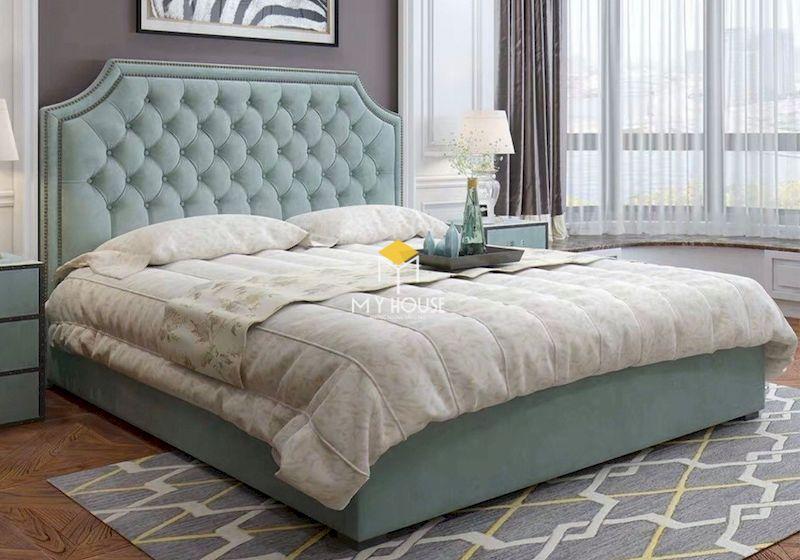 Giường ngủ bọc nệm là gì?