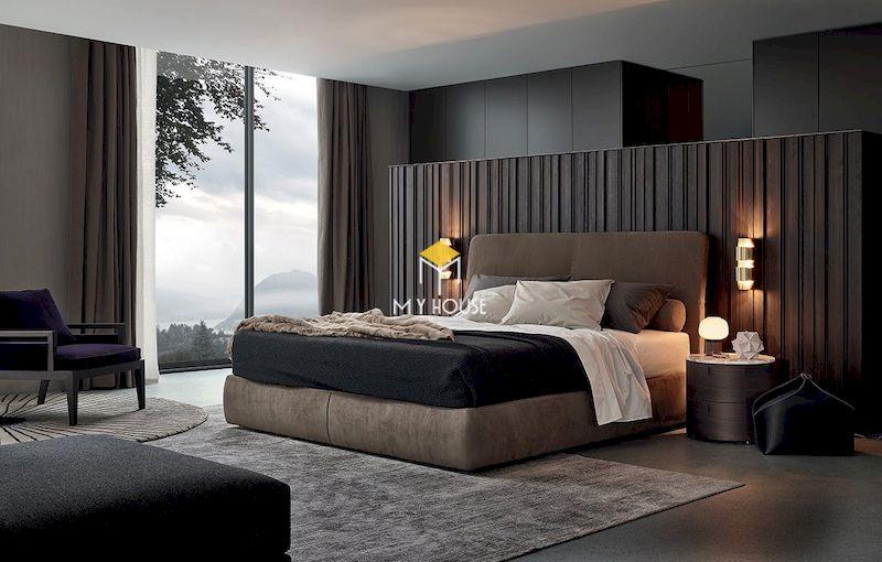 Màu sắc giường ngủ bọc nệm
