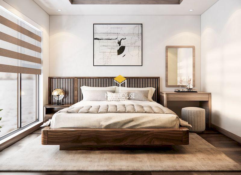 Xu hướng sử dụng giường ngủ kiểu Nhật trong gia đình hiện đại