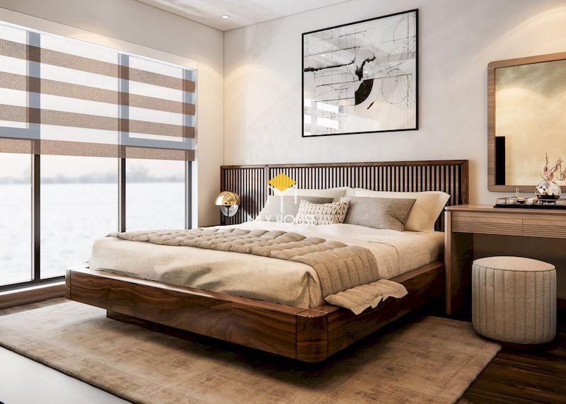 Xu hướng sử dụng giường ngủ kiểu Nhật