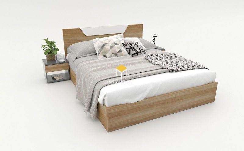 giường ngủ kiểu Nhật phù hợp với mọi không gian nội thất