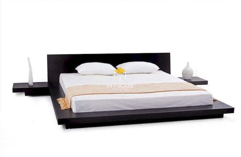 Mẫu giường ngủ đẹp kiểu Nhật