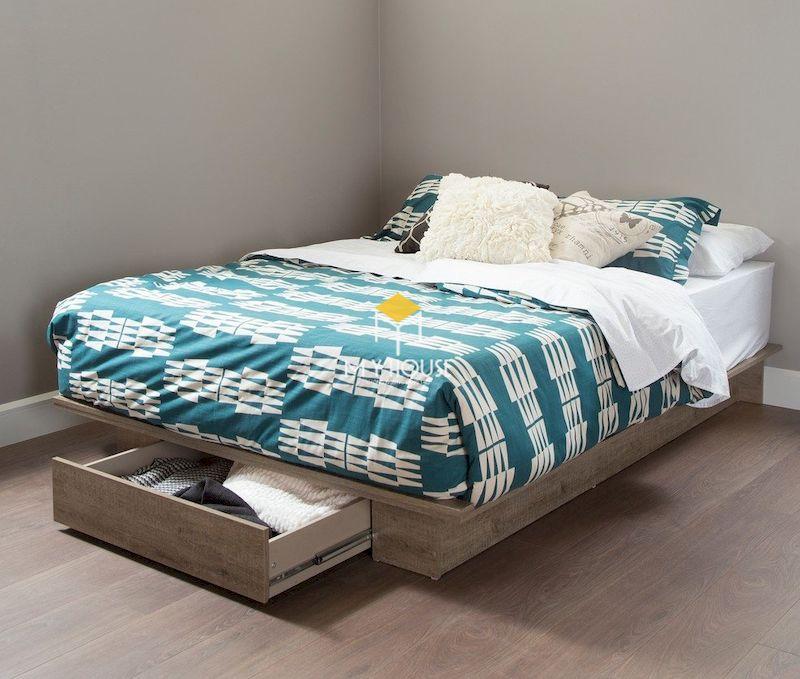 Thiết kế giường ngủ kiểu Nhật đa năng